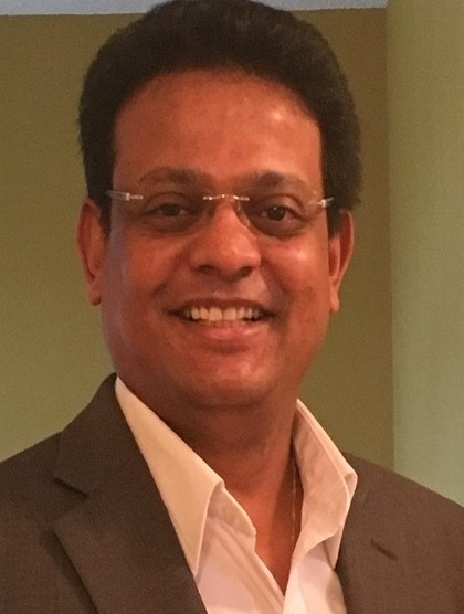 Santosh Sonbarse (MS, MBA)